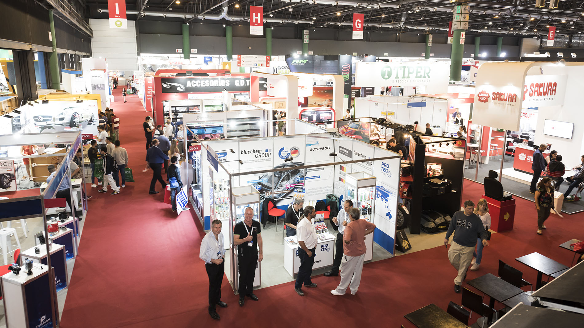 Messe Frankfurt Exhibitors